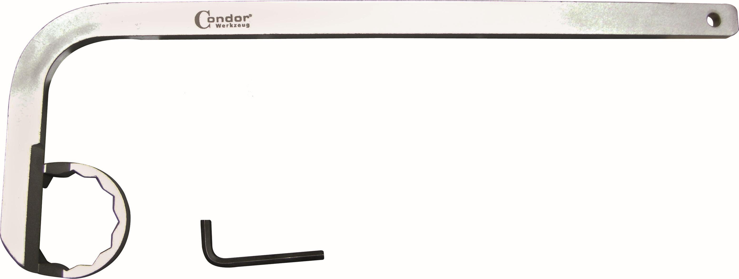 Kľúč na olejový filter pre, VAG, 12-hran 46 mm