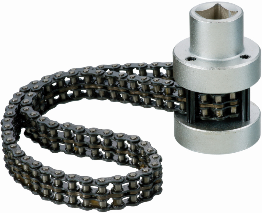 """Kľúč na olejový filter 60-115 mm, Duplexkette, 1/2"""""""