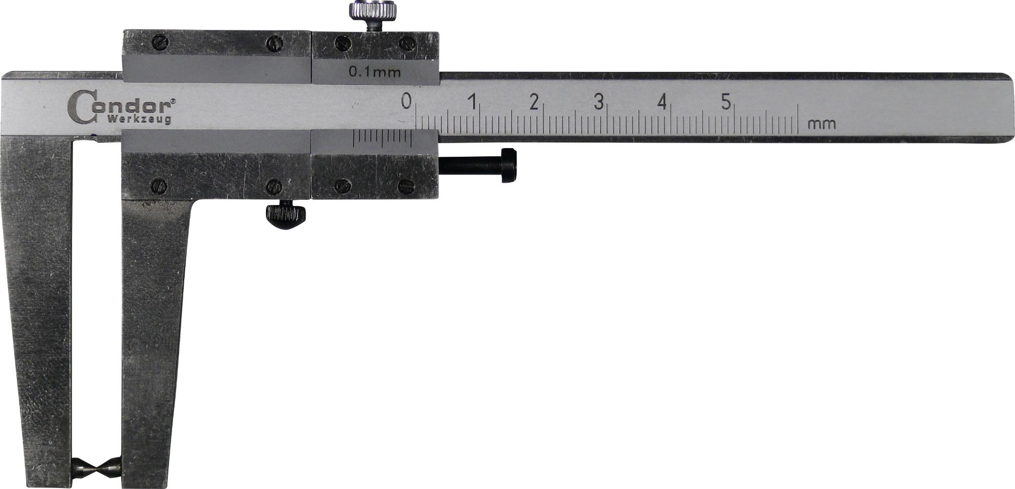 Posuvné meradlo, 60 mm
