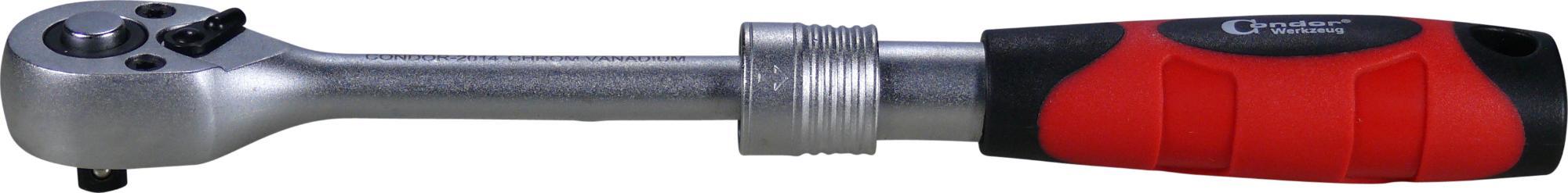 "Račňa teleskopická, 1/4"", 150-200 mm"