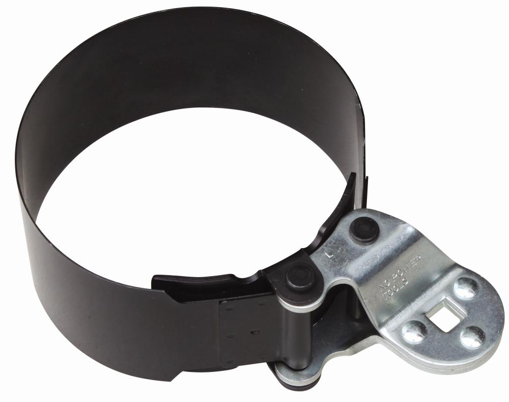 """Kľúč na olejový filter pre LKW, 1/2"""", ø 105-125 mm"""