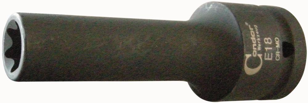 "Nástavec kovaný, 3/4"", E-Profil E18"