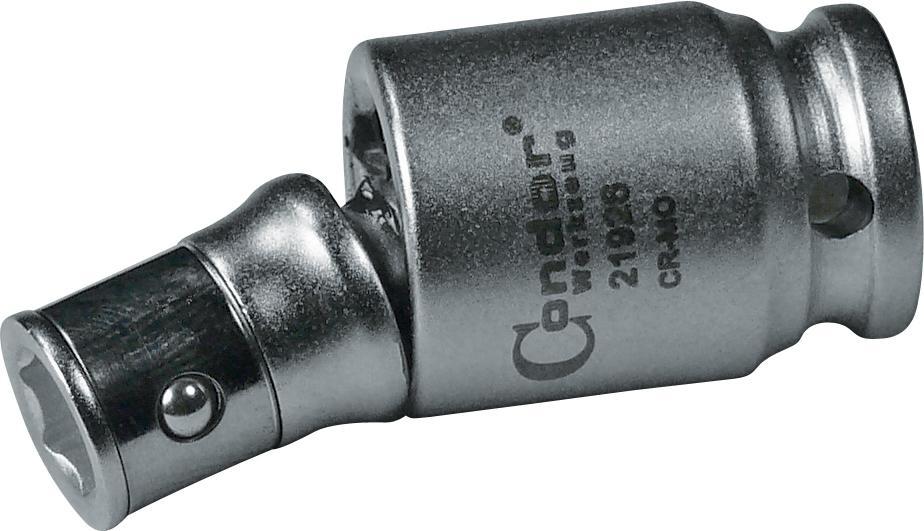 "Kraft-adapterr, 1/4"", pre 1/4"" Bits"