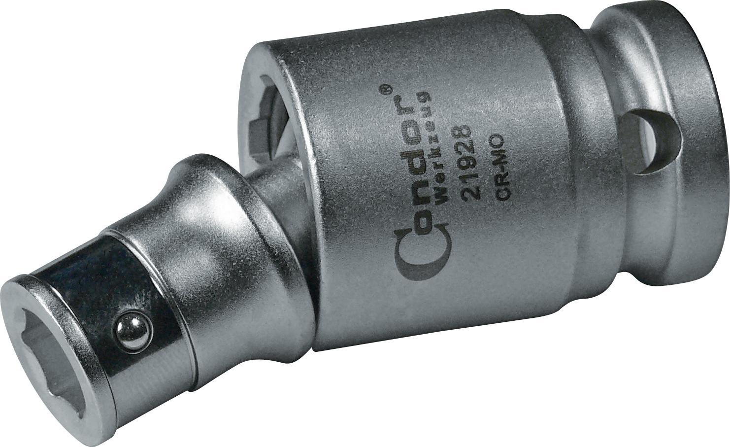 "Kraft-adapterr, 1/2"", pre 10 mm Bits"