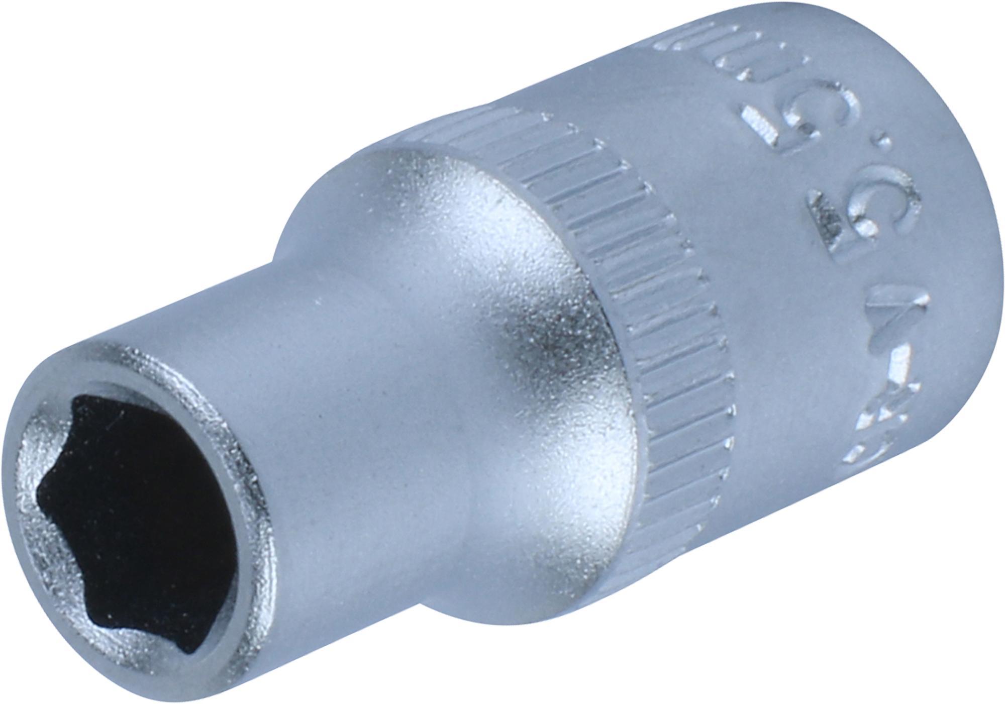 """Nástavec, 1/4"""", 6-hran 5.5 mm"""