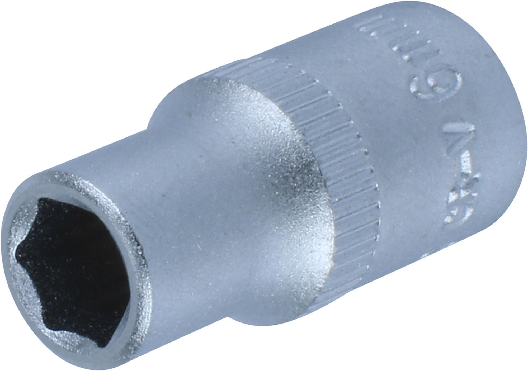 """Nástavec, 1/4"""", 6-hran 6 mm"""