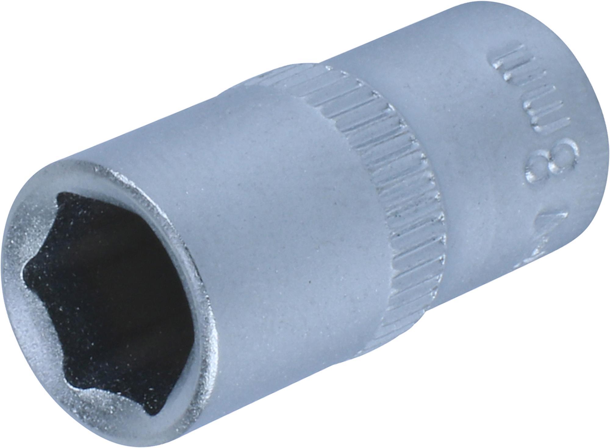 """Nástavec, 1/4"""", 6-hran 8 mm"""