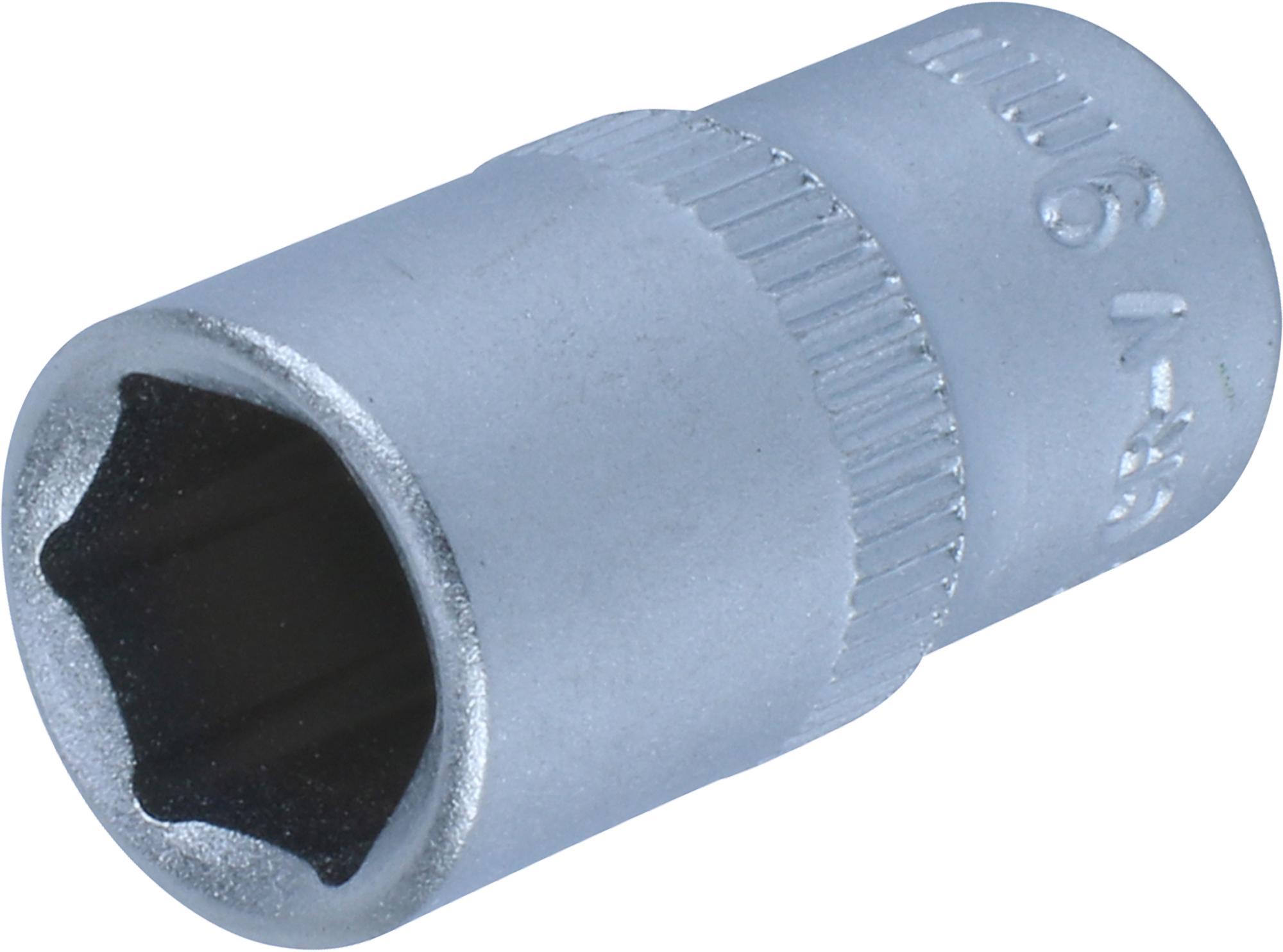 """Nástavec, 1/4"""", 6-hran 9 mm"""