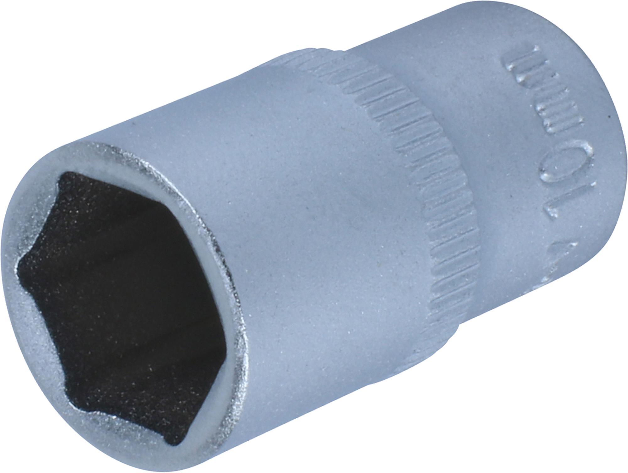 """Nástavec, 1/4"""", 6-hran 10 mm"""