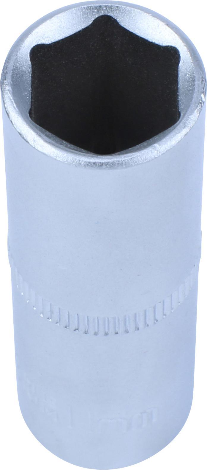 """Nástavec, 1/4"""", 6-hran 13 mm, dlhý"""
