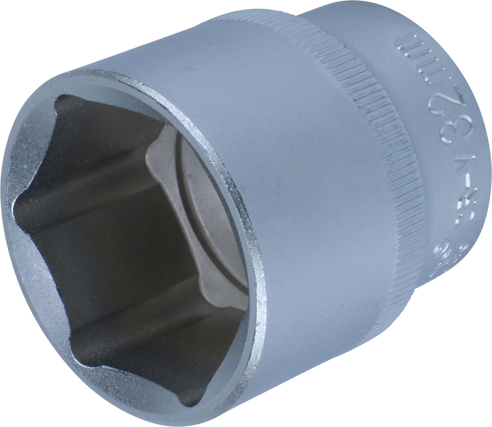 """Nástavec, 1/2"""", 6-hran 32 mm"""