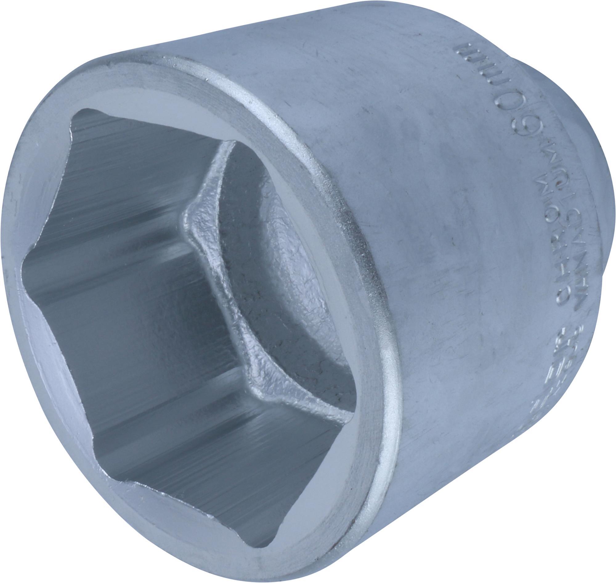 """Nástavec, 1"""", 6-hran 60 mm"""
