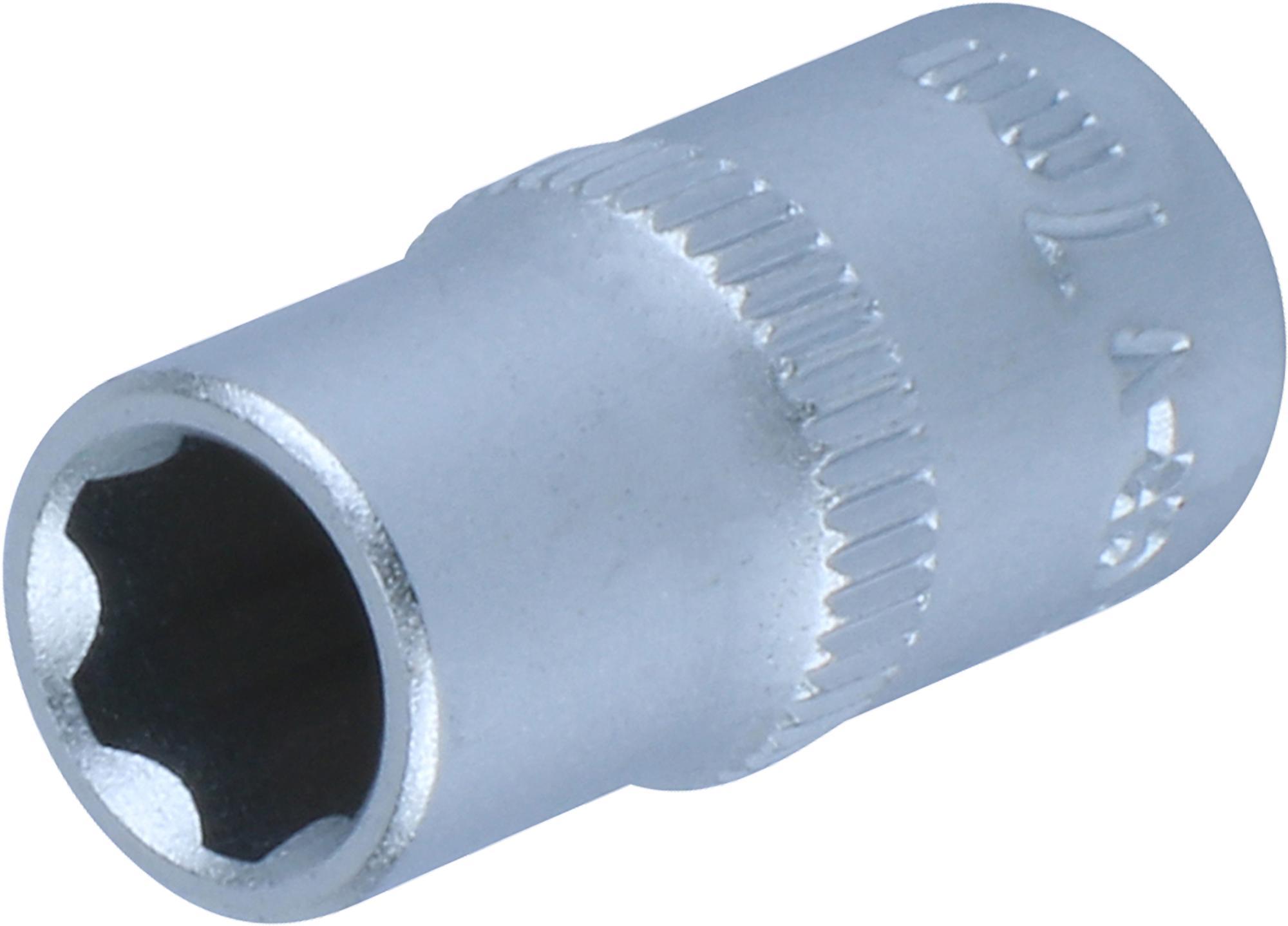 "Nástavec, 1/4"", Super-Lock 7 mm"