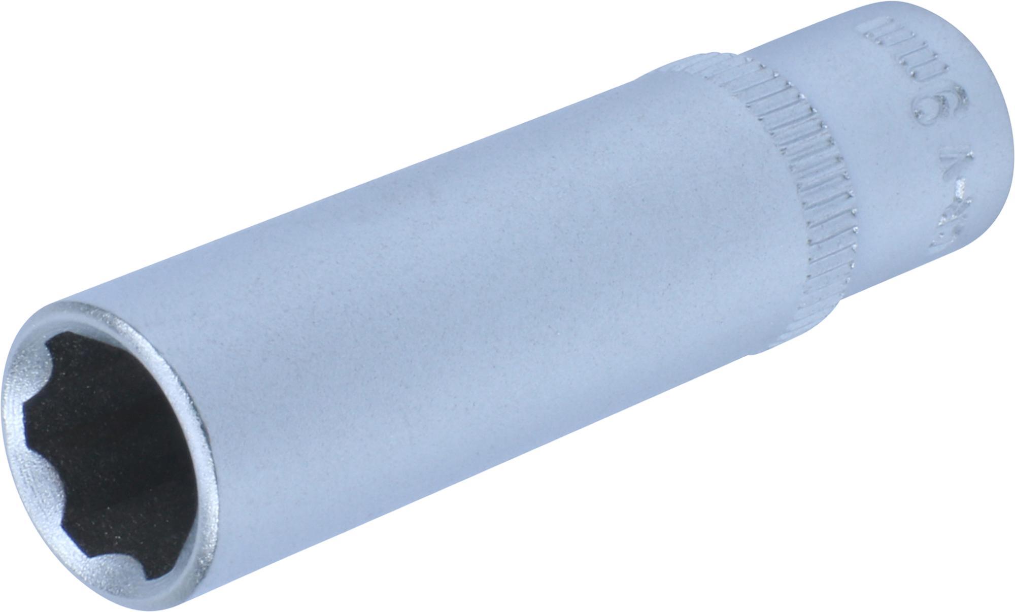 """1Nástavec, 1/4"""", Super-Lock 9 mm, dlhý"""