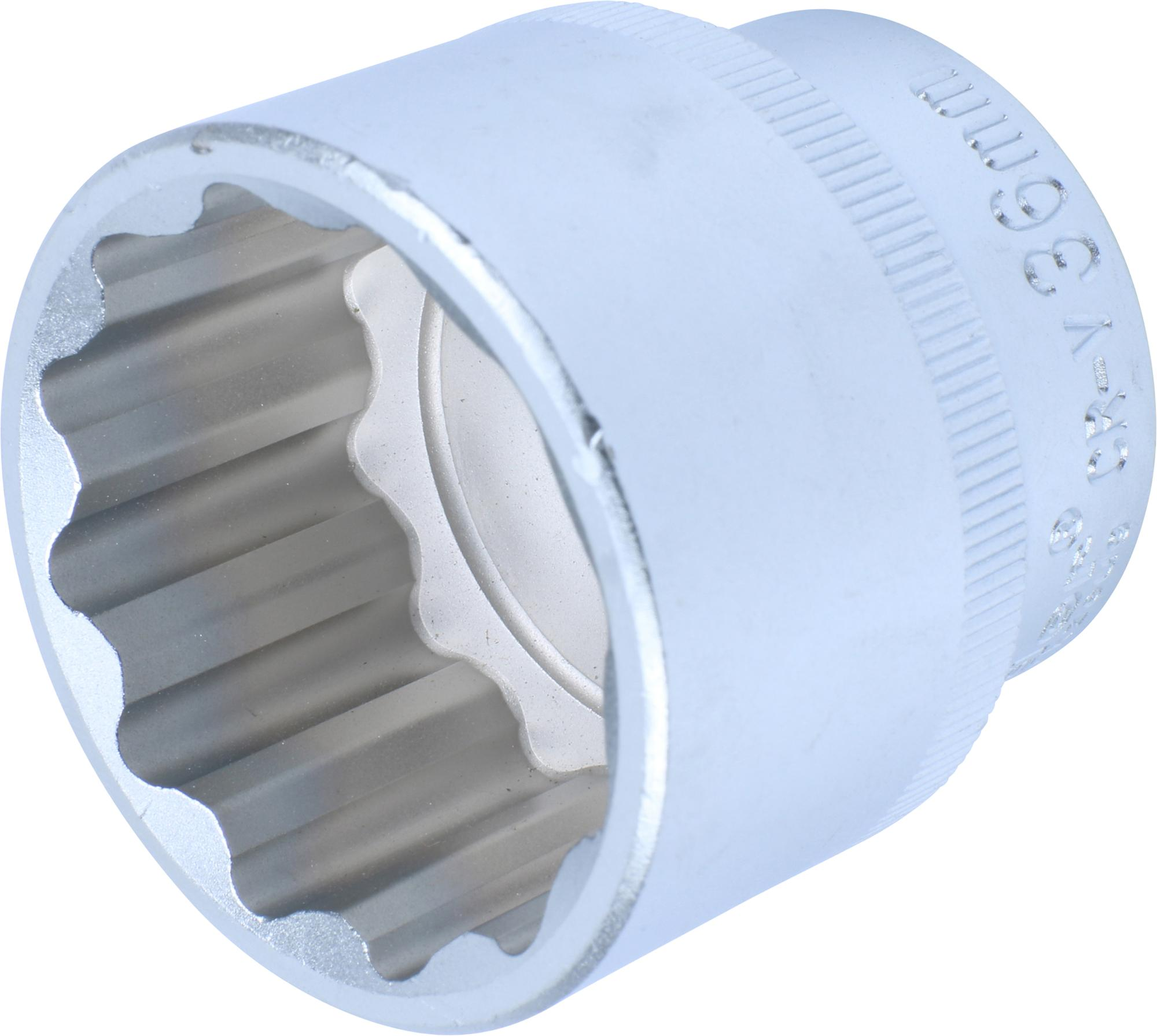 "Socket, 3/4"", bi-hex 50 mm"