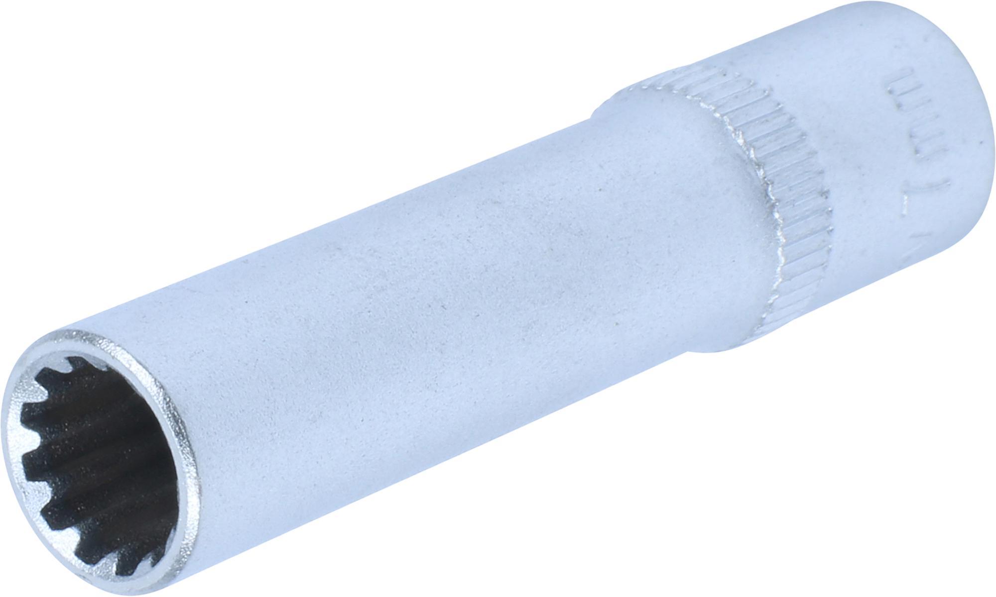 "Nástavec, 1/4"", Varioplus 7 mm, dlhý"