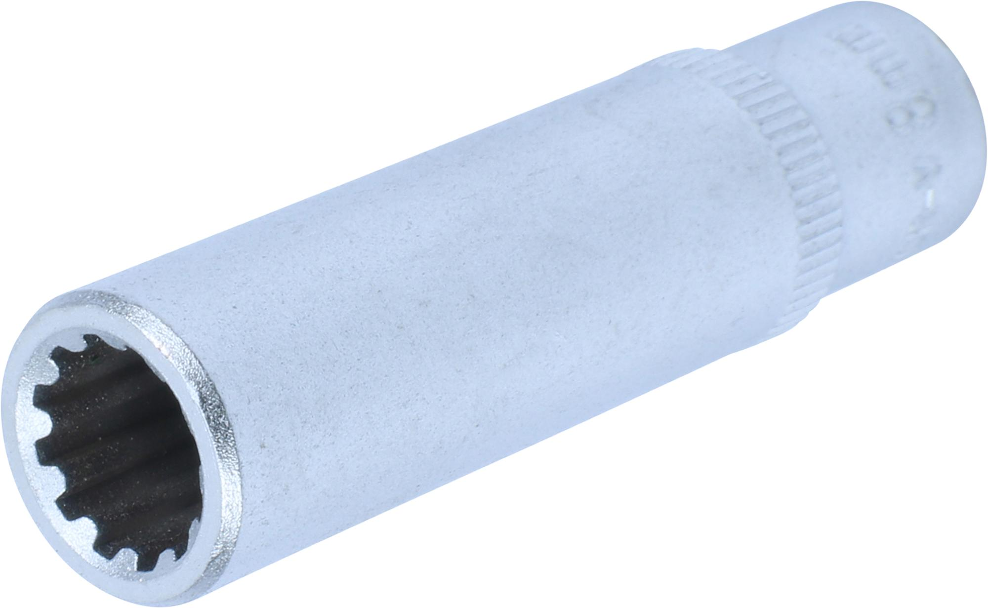 "Nástavec, 1/4"", Varioplus 8 mm, dlhý"