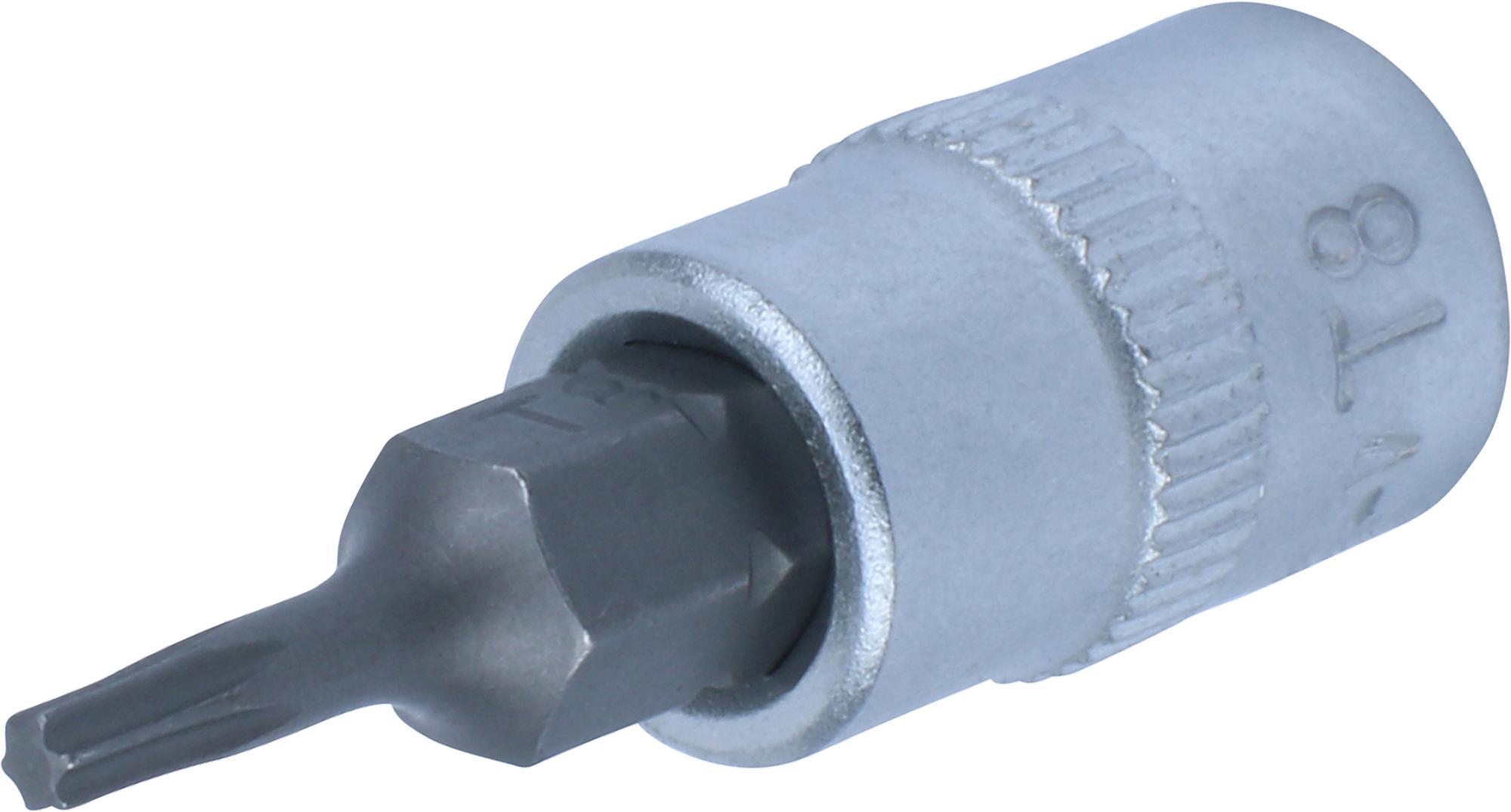 """Nástavec, 1/4"""", TORX T8x37 mm"""