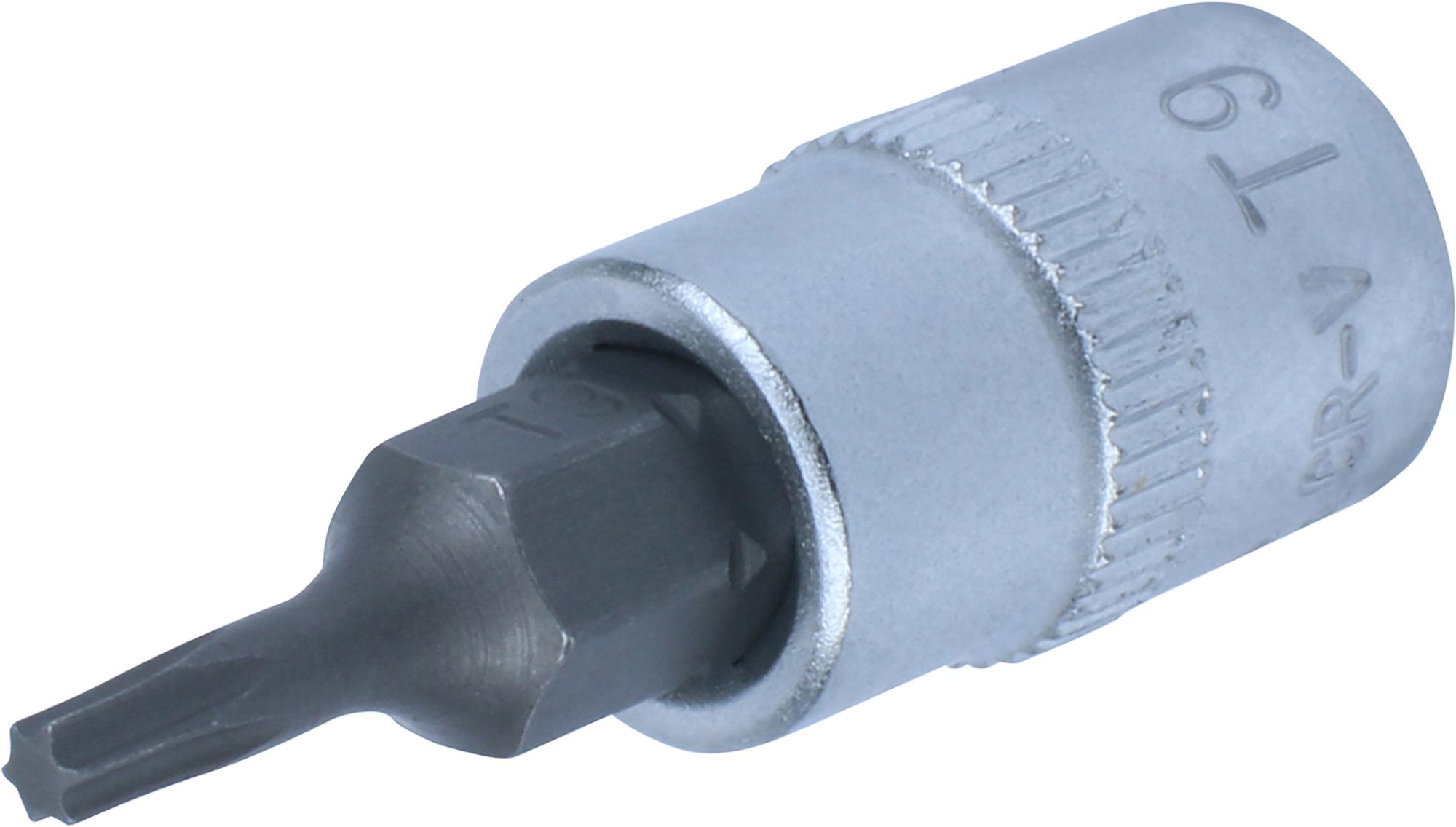 """Nástavec, 1/4"""", TORX T9x37 mm"""