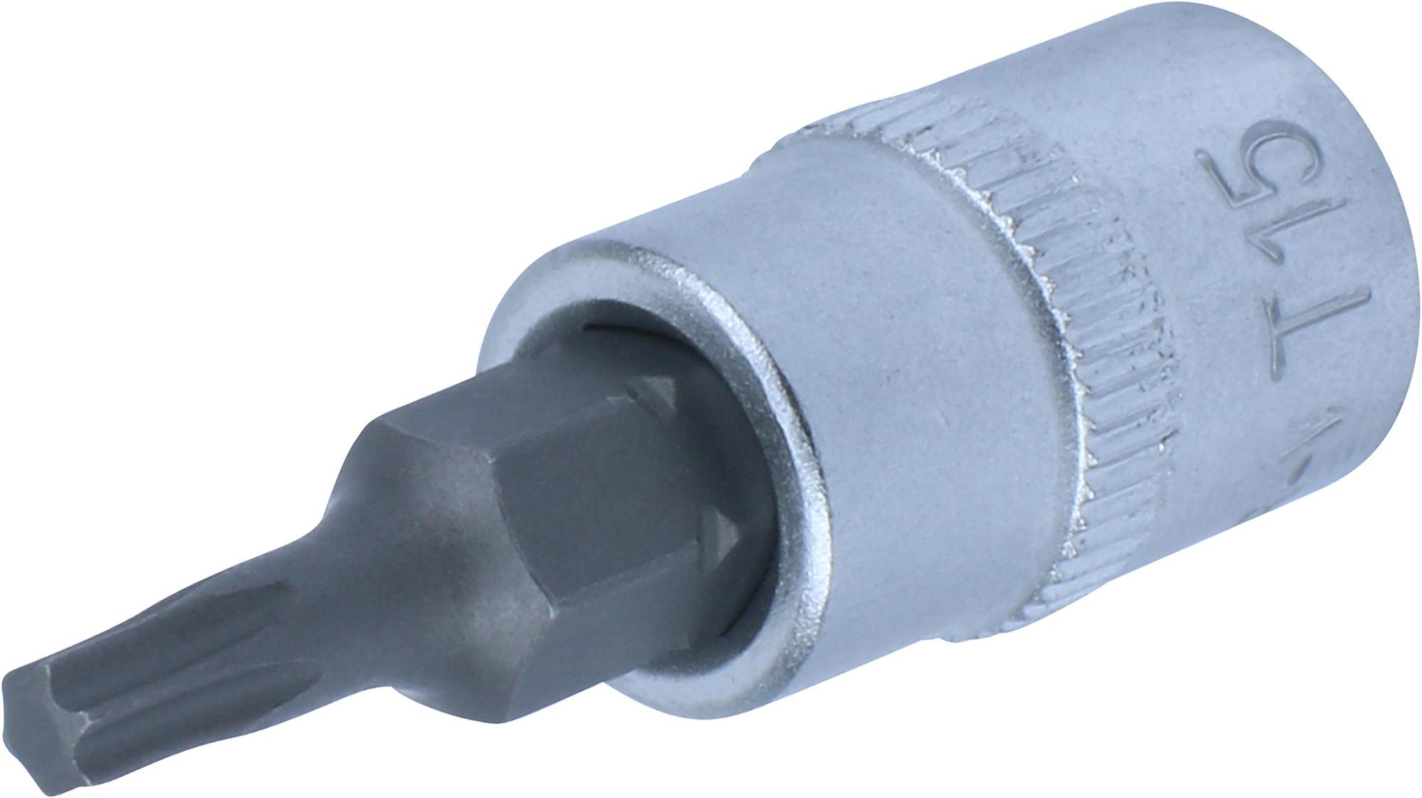 """Nástavec, 1/4"""", TORX T15x37 mm"""