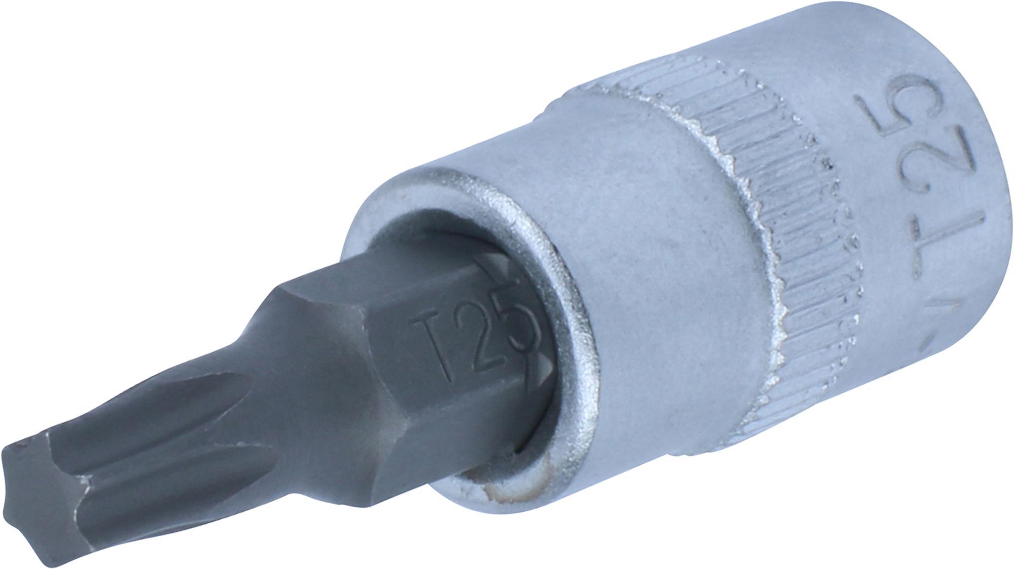 """Nástavec, 1/4"""", TORX T25x37 mm"""
