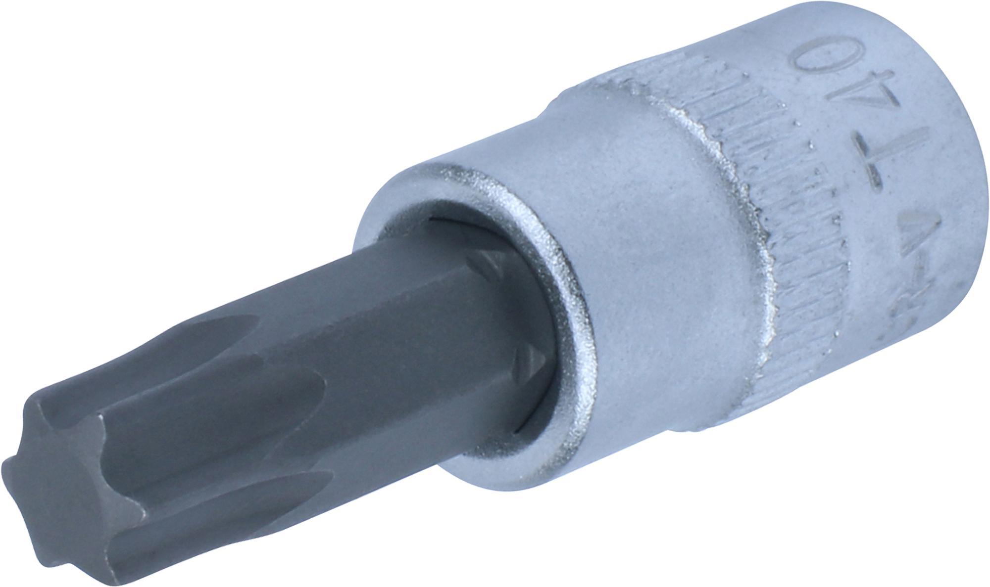 """Nástavec, 1/4"""", TORX T40x37 mm"""