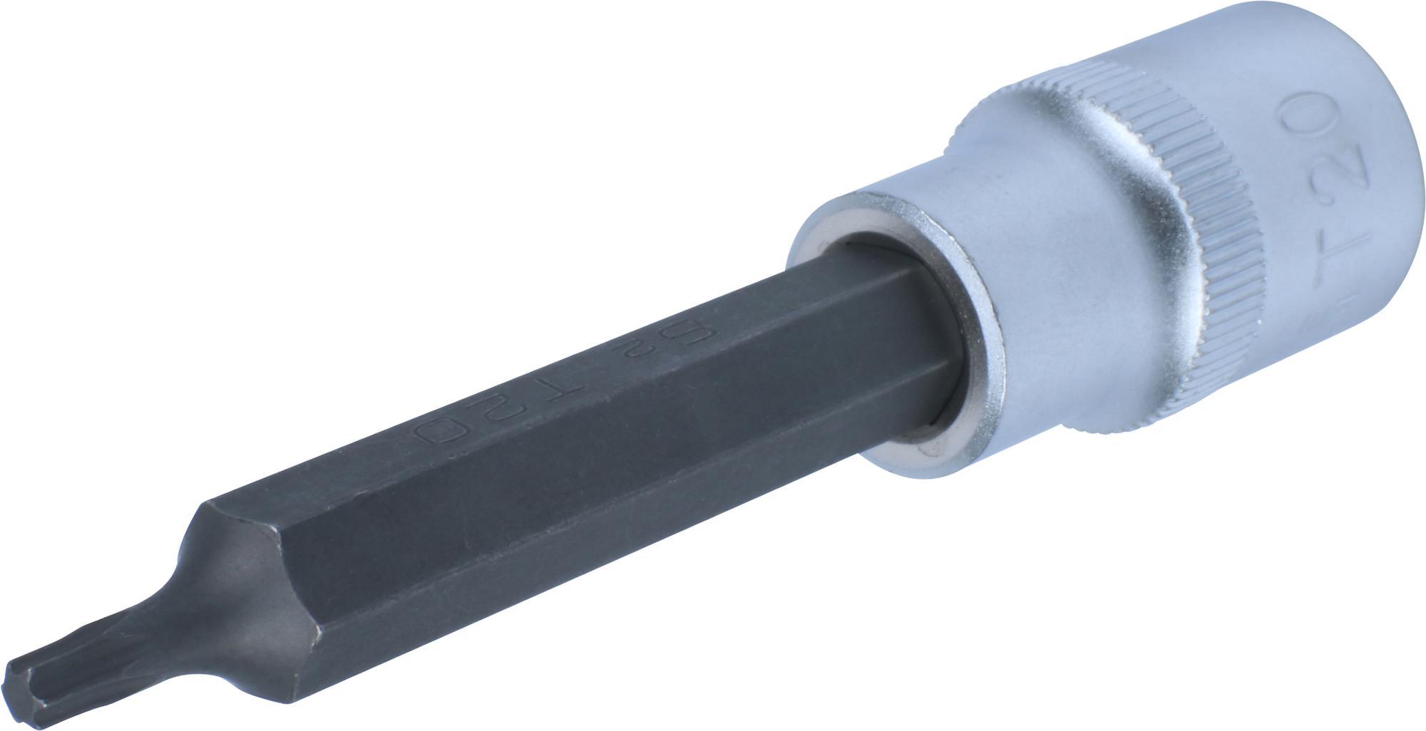 """Nástavec, 1/2"""", TORX T20x100 mm"""