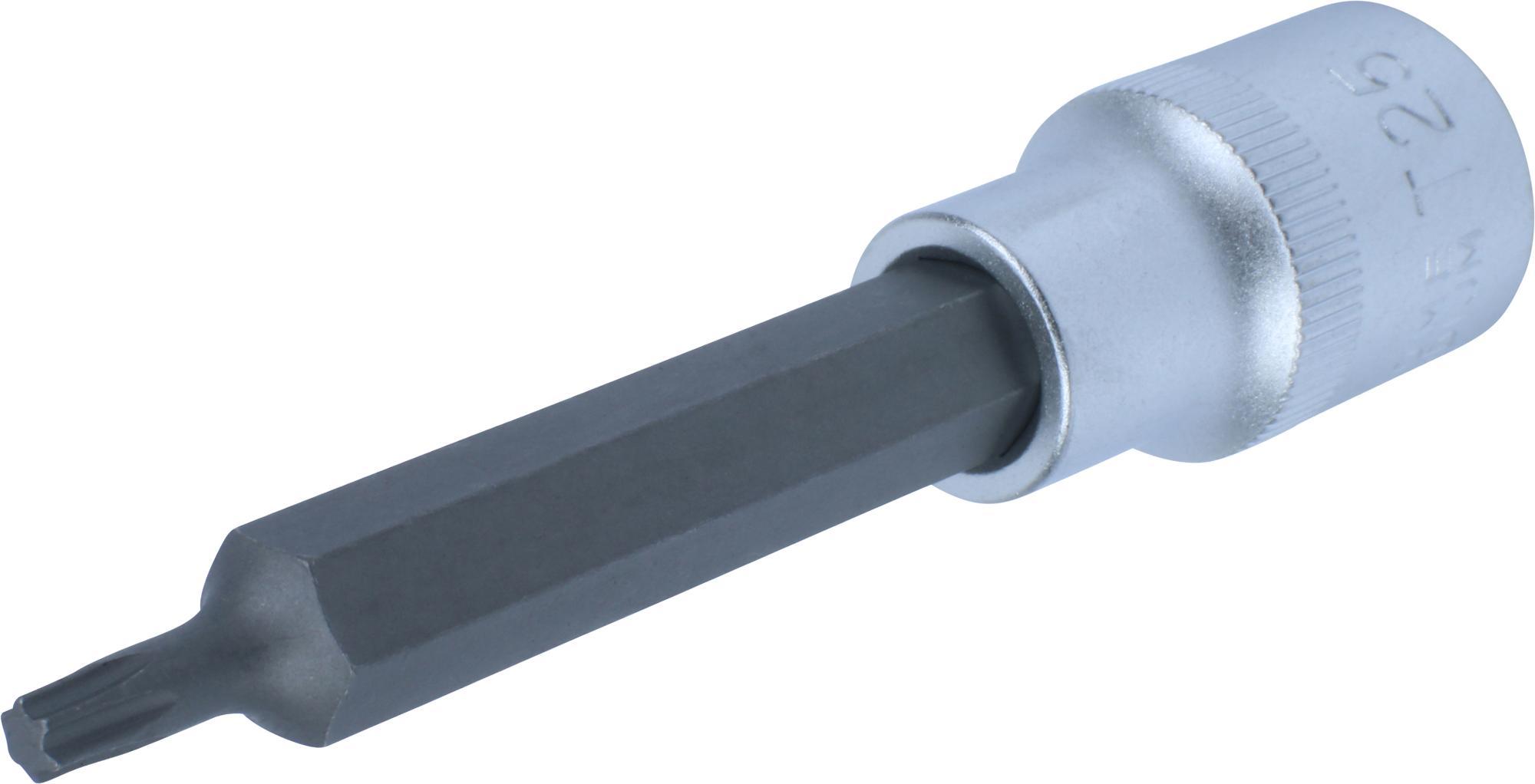 """Nástavec, 1/2"""", TORX T25x100 mm"""