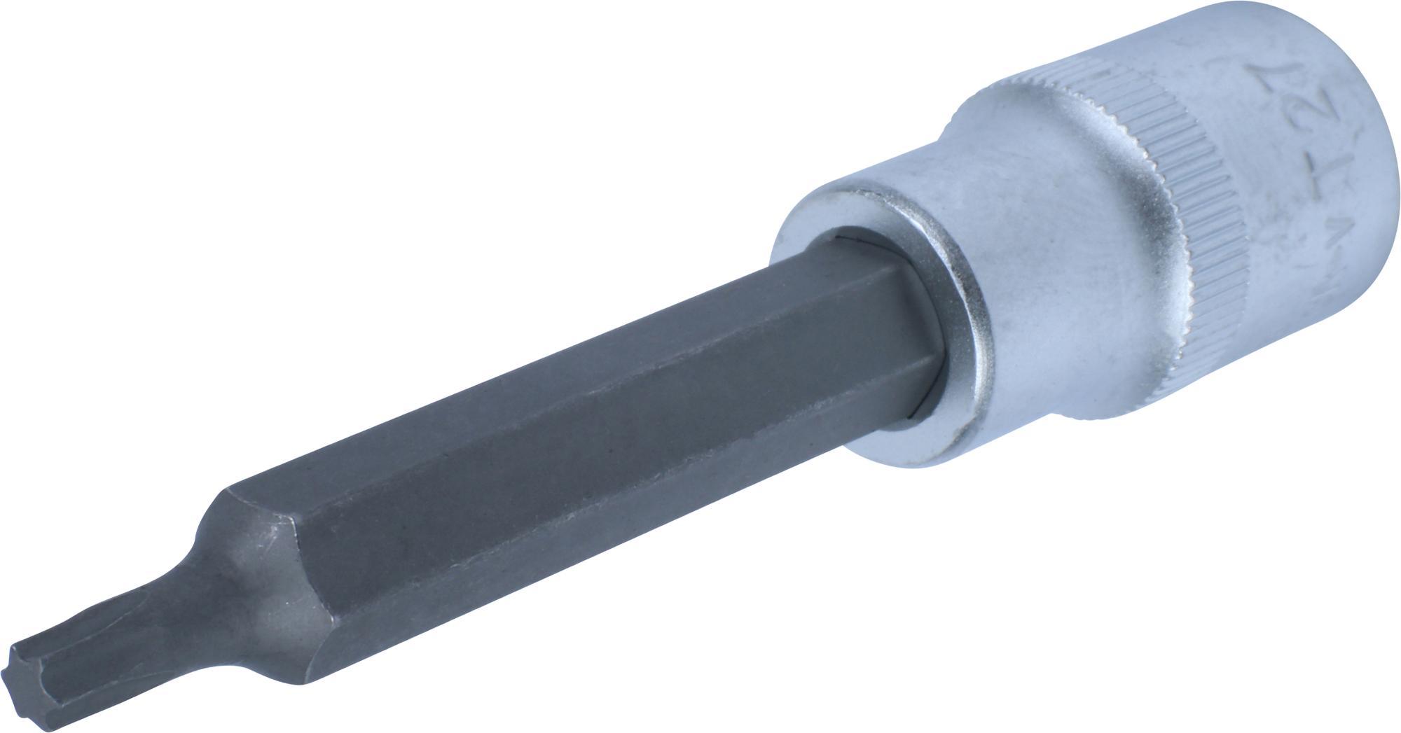 """Nástavec, 1/2"""", TORX T27x100 mm"""