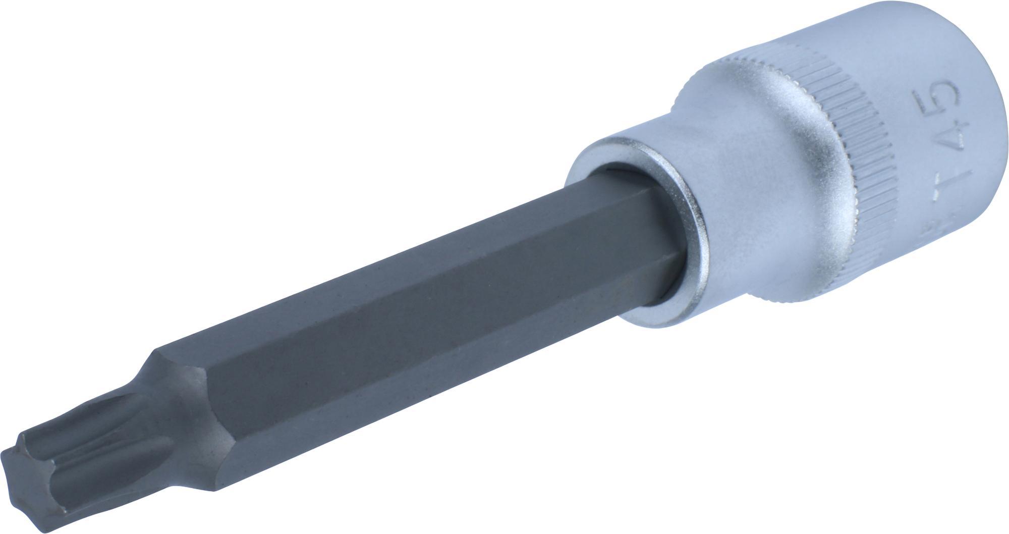 """Nástavec, 1/2"""", TORX T45x100 mm"""