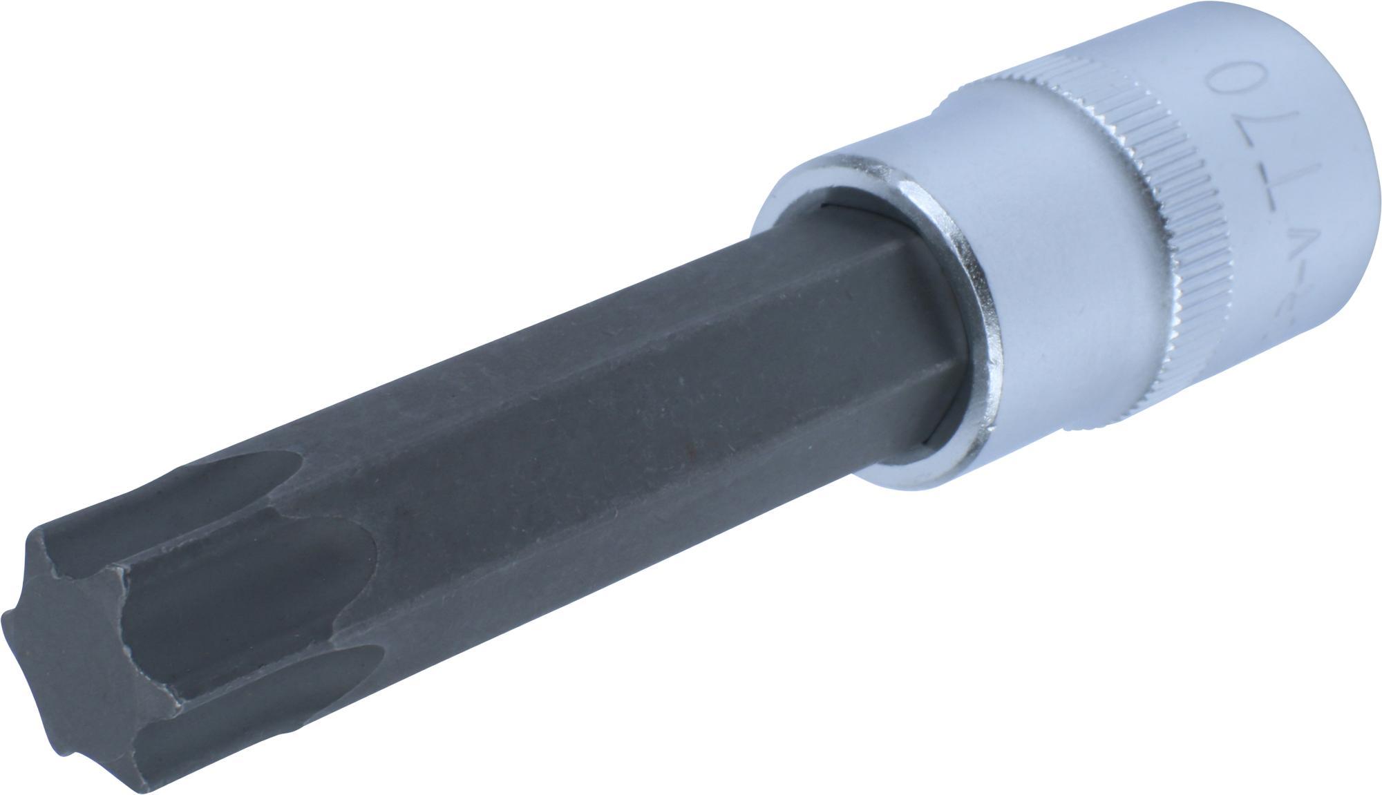 """Nástavec, 1/2"""", TORX T70x100 mm"""