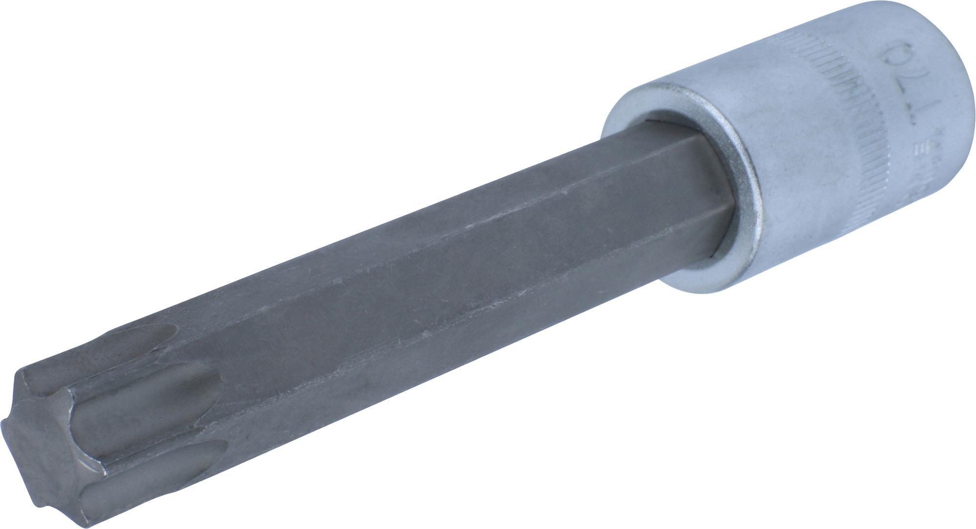 """Nástavec, 1/2"""", TORX T70x120 mm"""