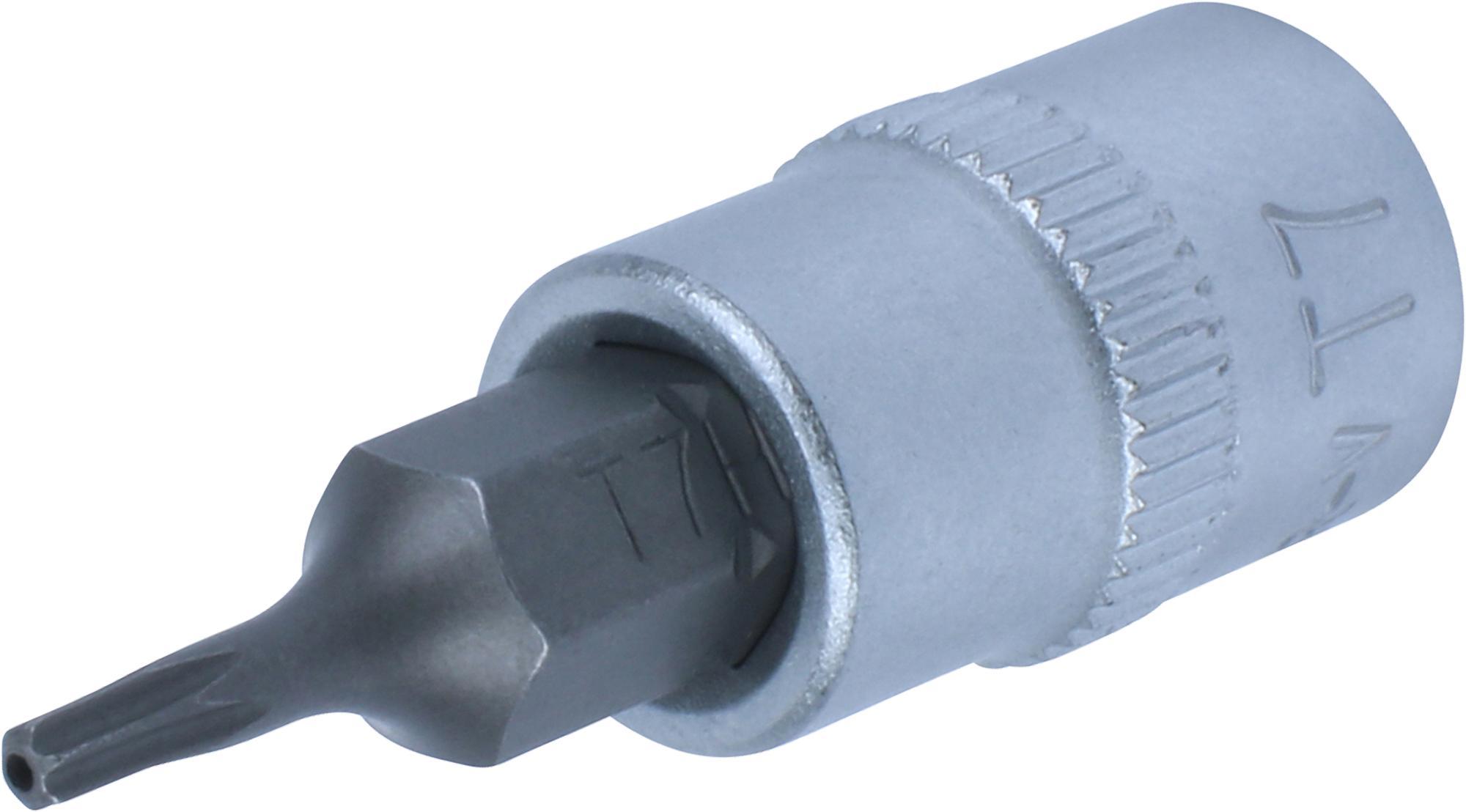 "Nástavec, 1/4"", TORX SLB T7x37 mm"