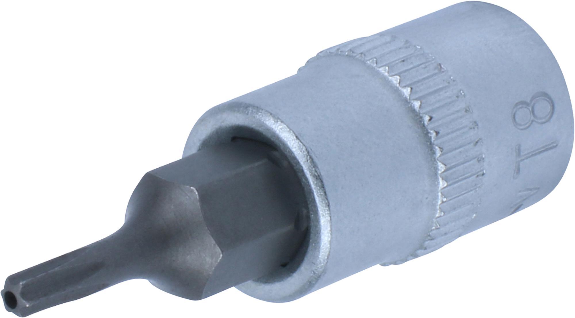 "Nástavec, 1/4"", TORX SLB T8x37 mm"