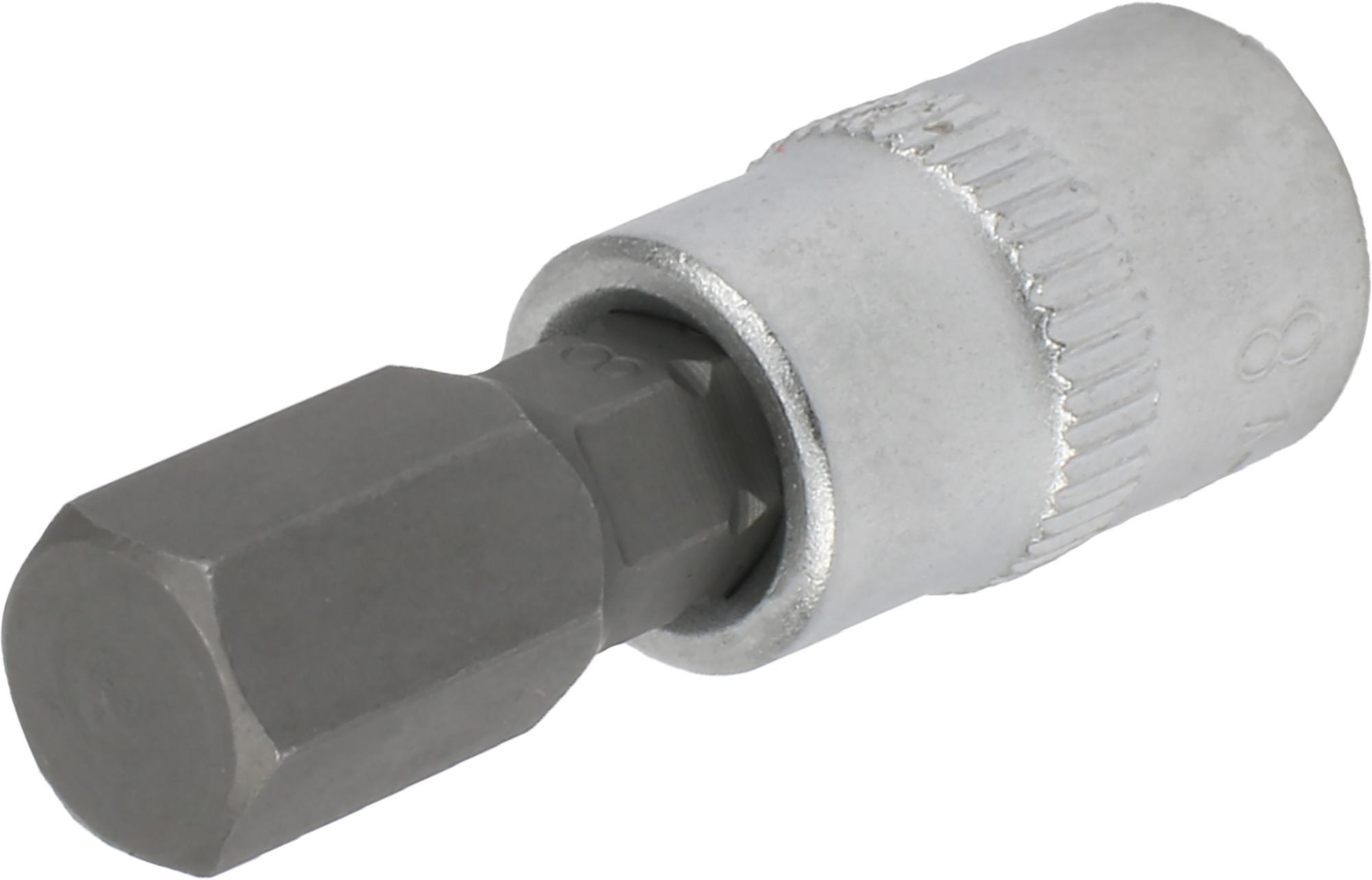 """Nástavec, 1/4"""", IMBUS 8x37 mm"""