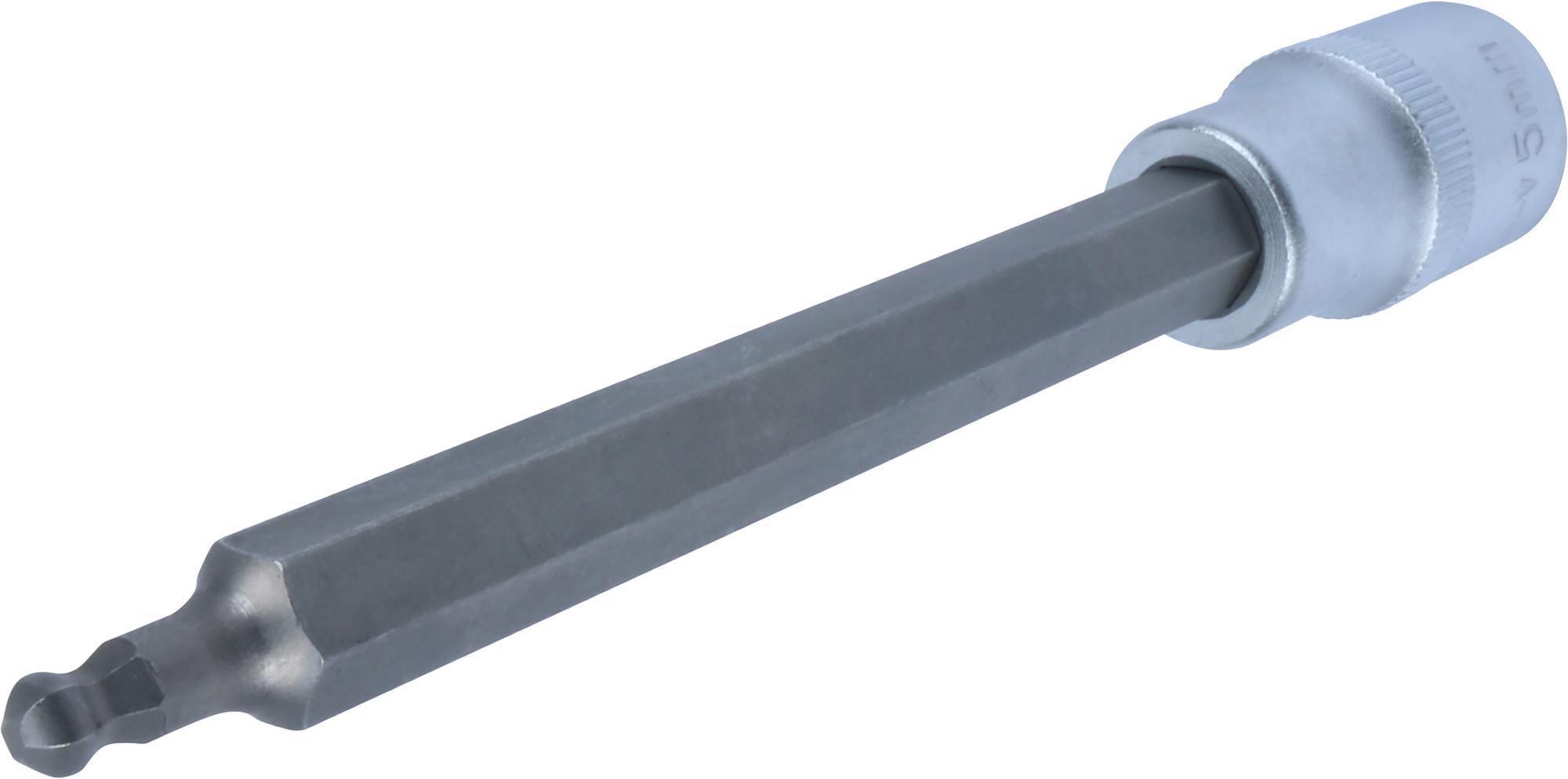 """Bit-Nástavec, 1/2"""", IMBUS gulička 5x140 mm"""