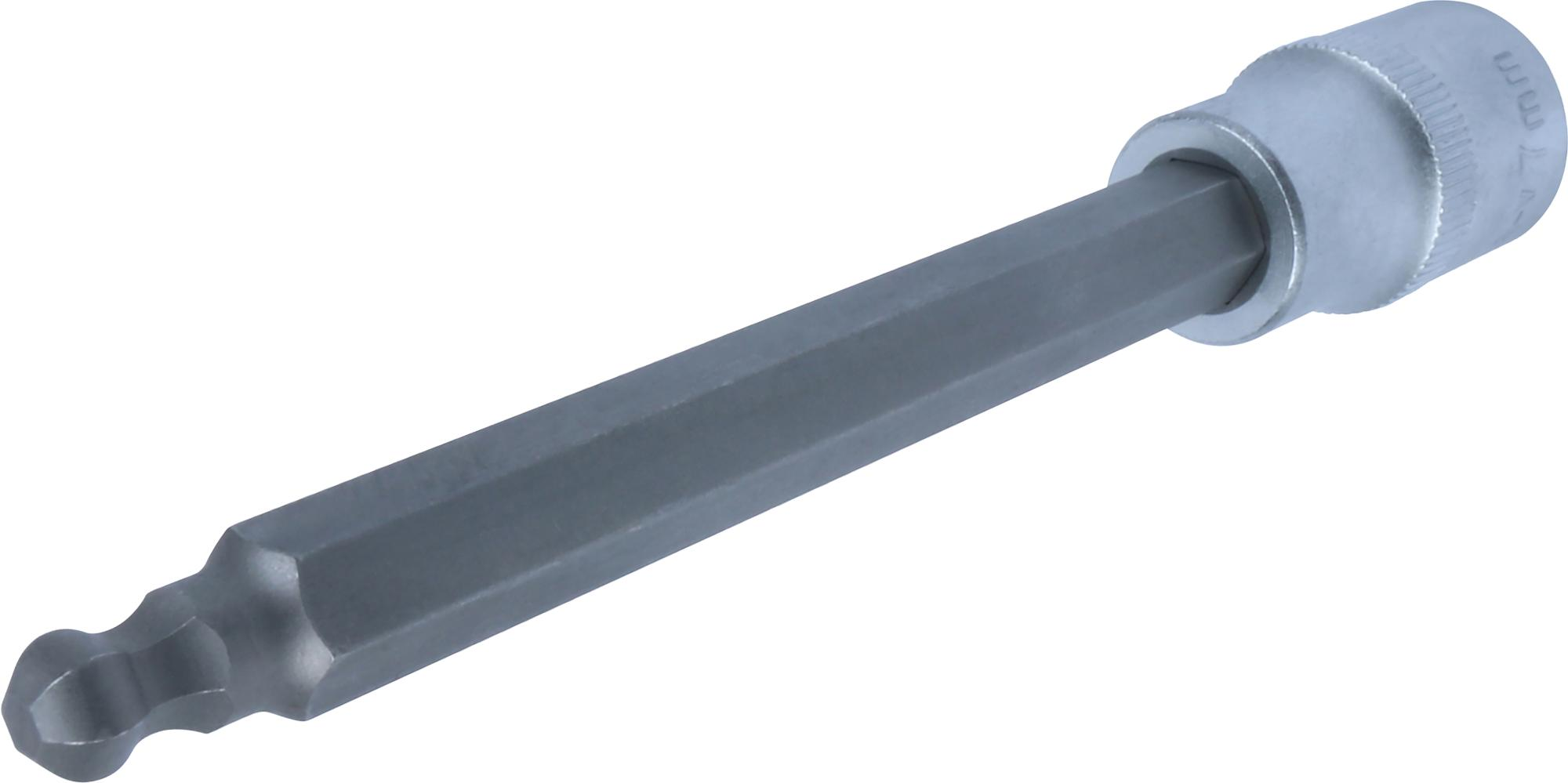 """Bit-Nástavec, 1/2"""", IMBUS gulička 7x140 mm"""