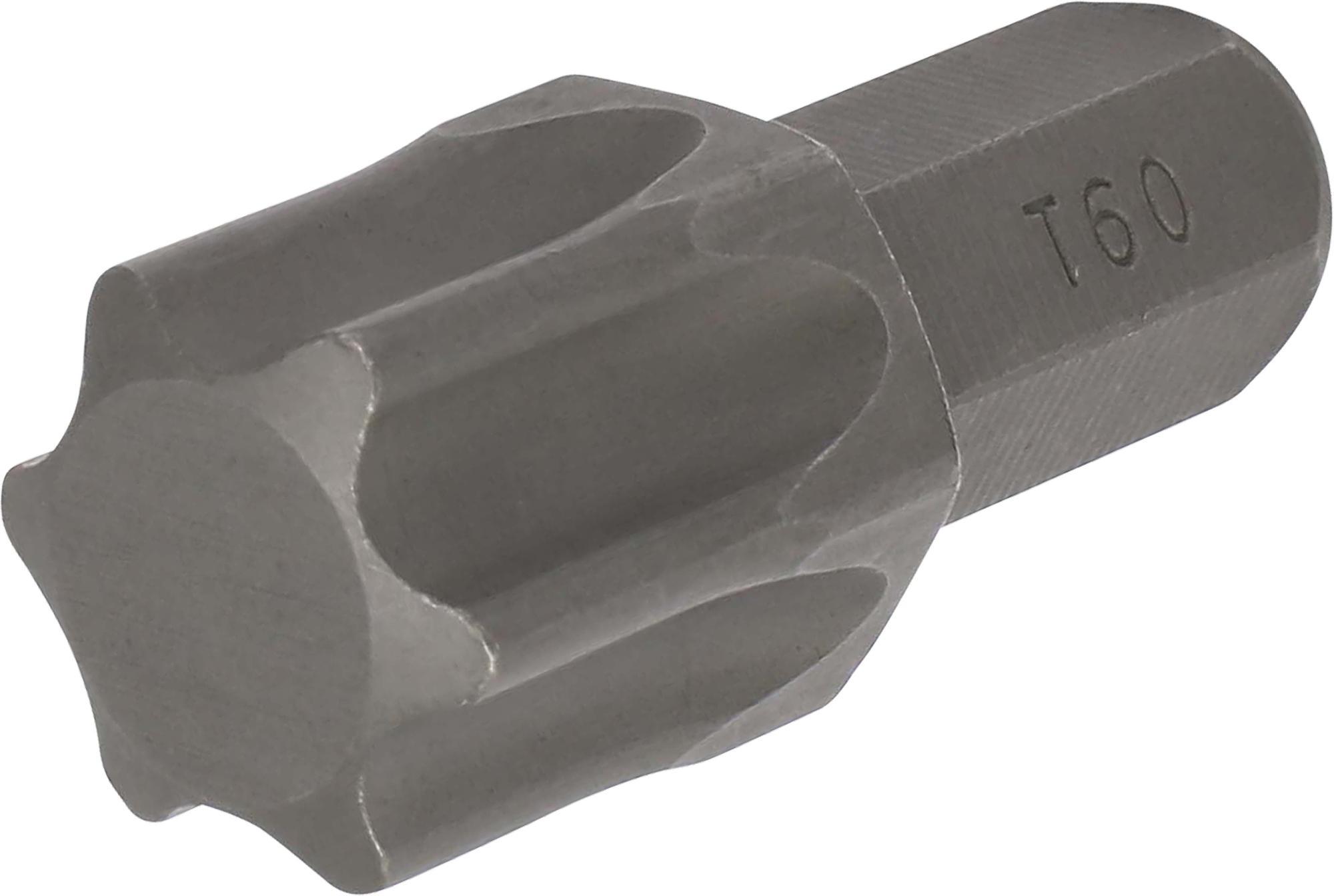 Bit, 8 mm 6-hran, TORX T60x30 mm