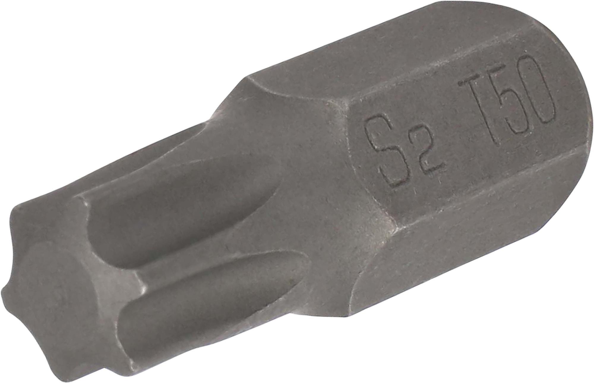 Bit, 10 mm 6-hran, TORX T50x30 mm