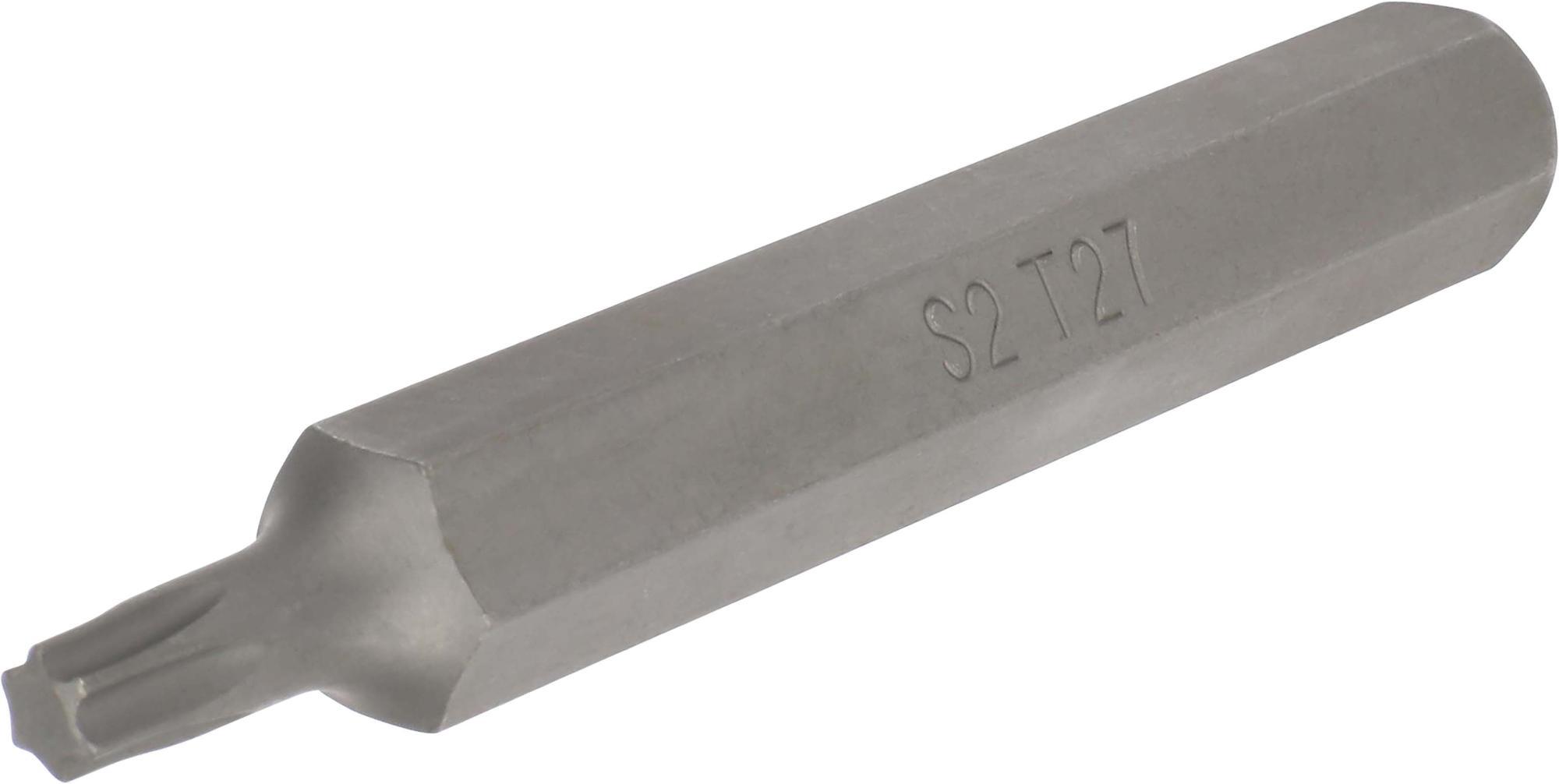 Bit, 10 mm 6-hran, TORX T27x75 mm