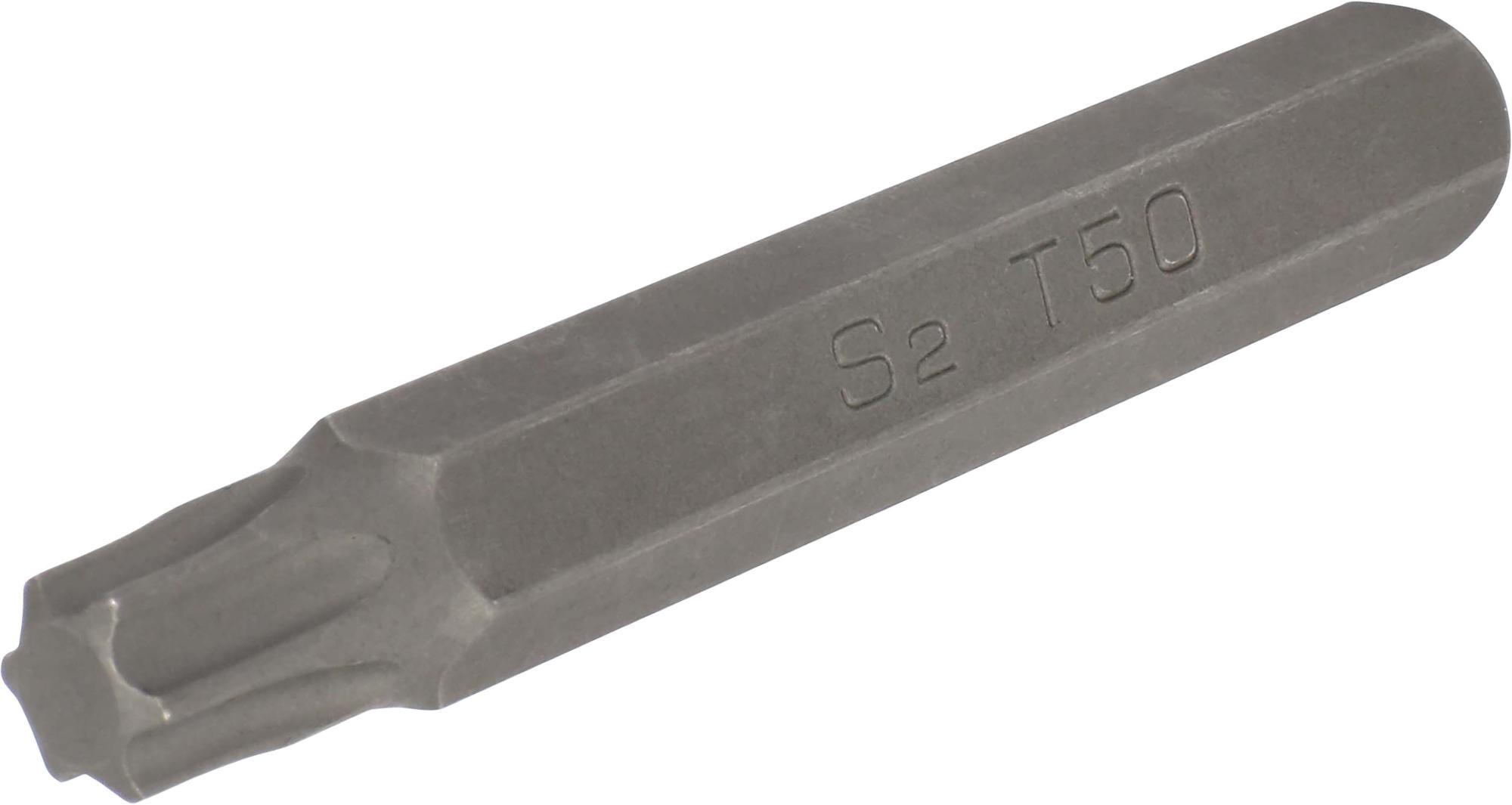 Bit, 10 mm 6-hran, TORX T50x75 mm