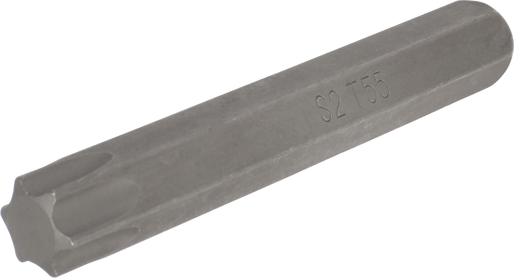 Bit, 10 mm 6-hran, TORX T55x75 mm