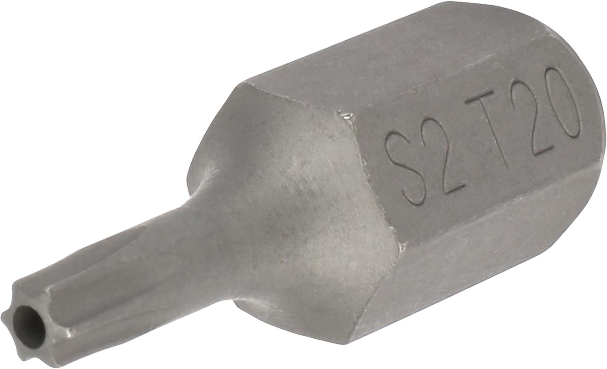 Bit, 10 mm 6-hran, TORX SLB T20x30 mm