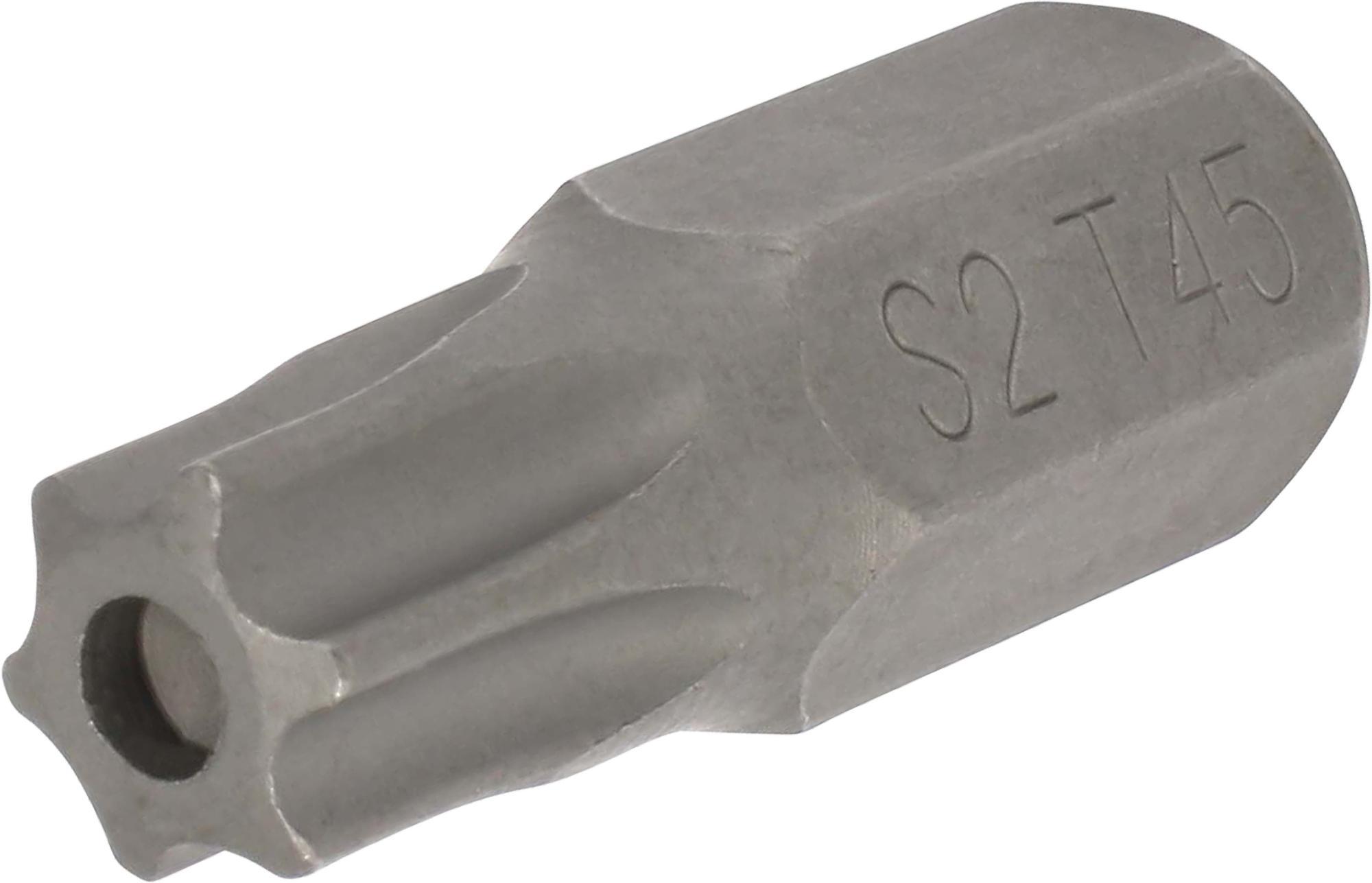 Bit, 10 mm 6-hran, TORX SLB T45x30 mm