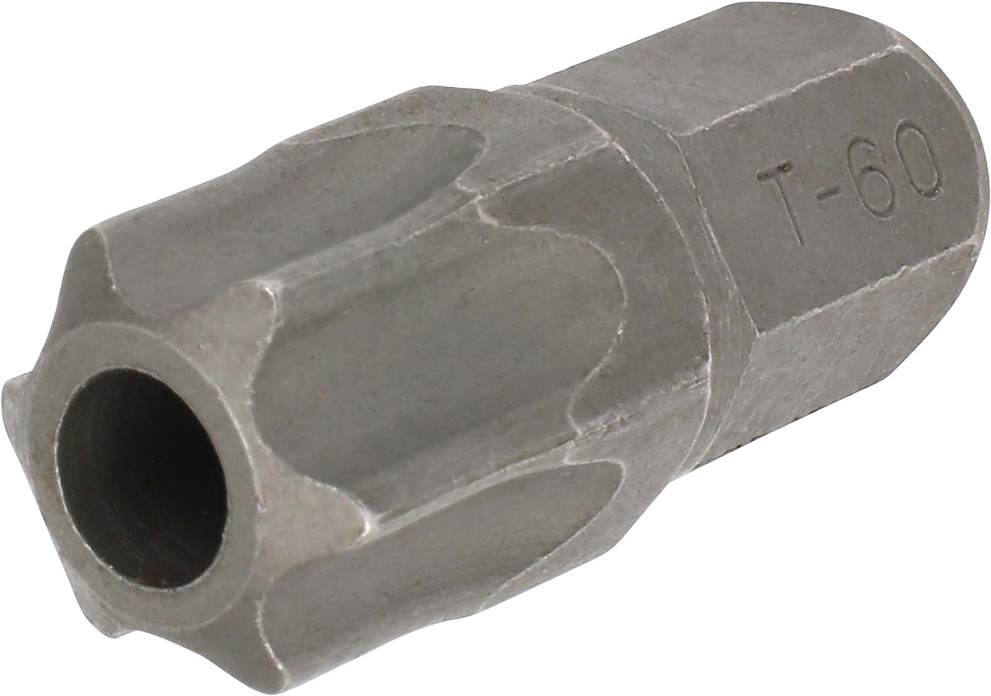 Bit, 10 mm 6-hran, TORX SLB T60x30 mm