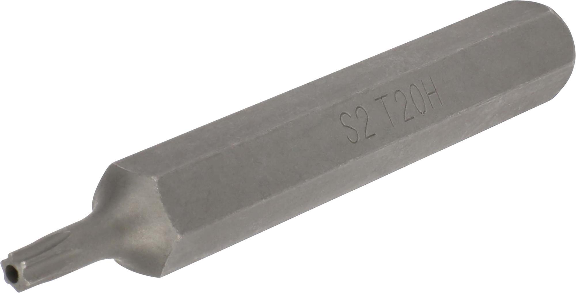 Bit, 10 mm 6-hran, TORX SLB T20x75 mm