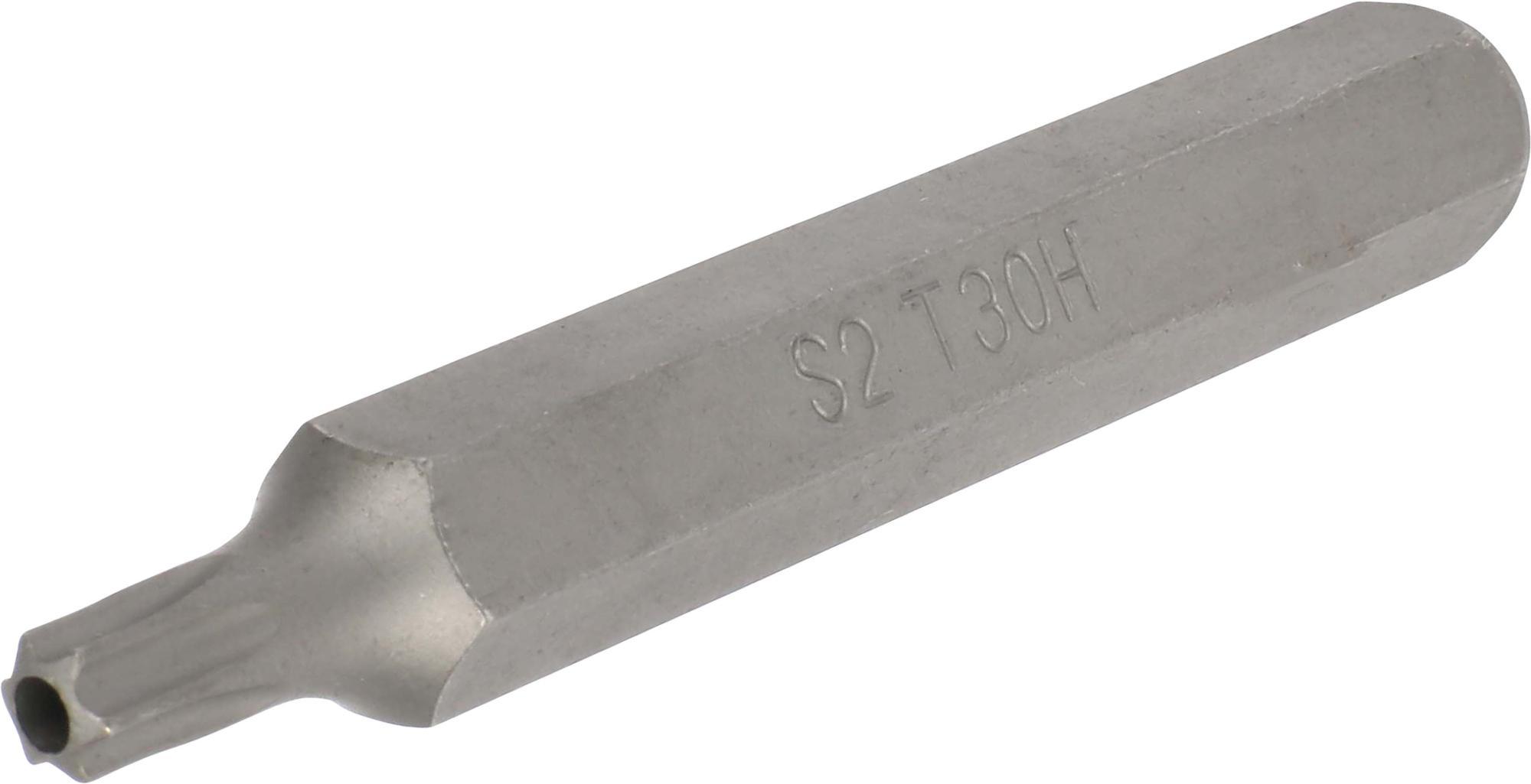 Bit, 10 mm 6-hran, TORX SLB T30x75 mm