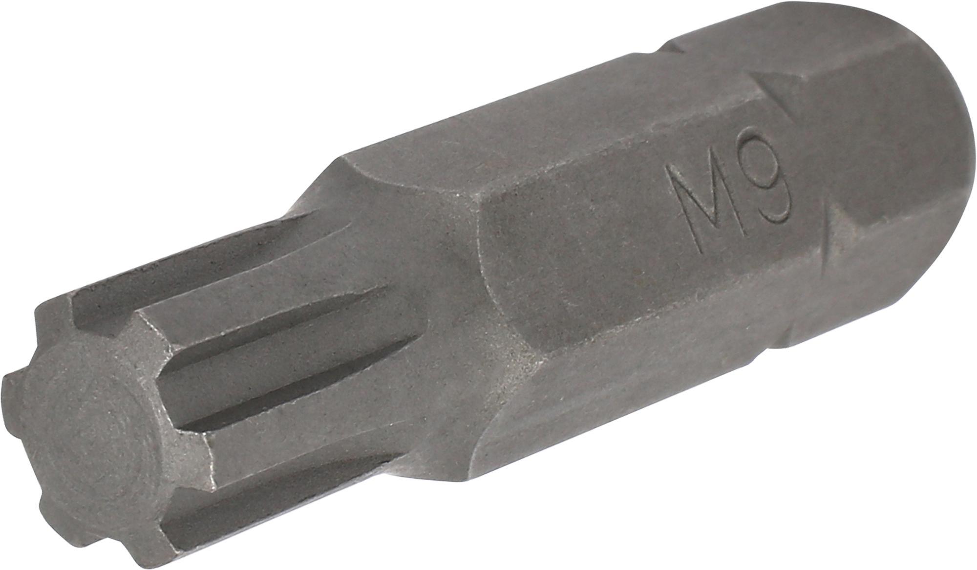 Bit, 10 mm 6-hran, Keilnut M9x40 mm