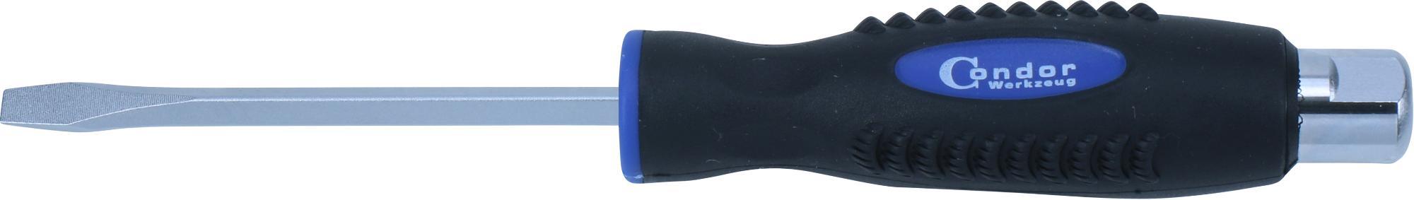 Screwdriver, plain slot 5.5x100 mm