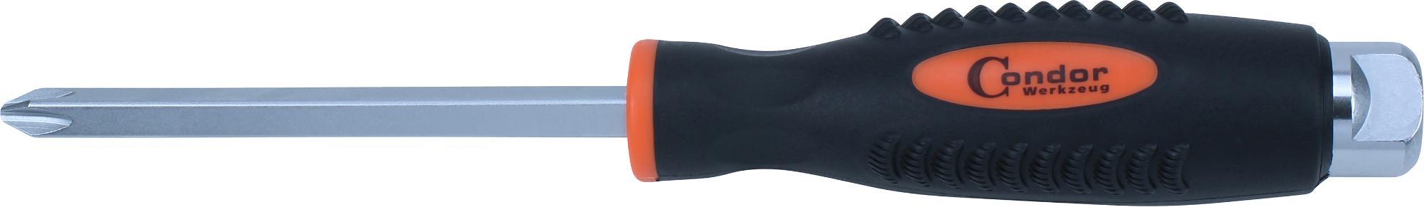 Screwdriver, cross slot PH3x125 mm